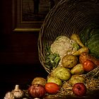 Old Masters Series (print 5)  by Alf Caruana