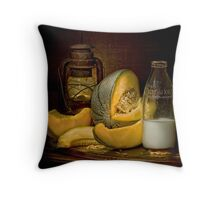 Old Masters Series (print 6)  Throw Pillow