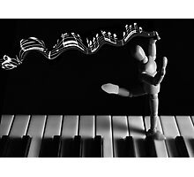 Music In The Air Photographic Print