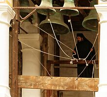 """For Whom the Bell Tolls"" at Rila Monastery, Bulgaria by atomov"