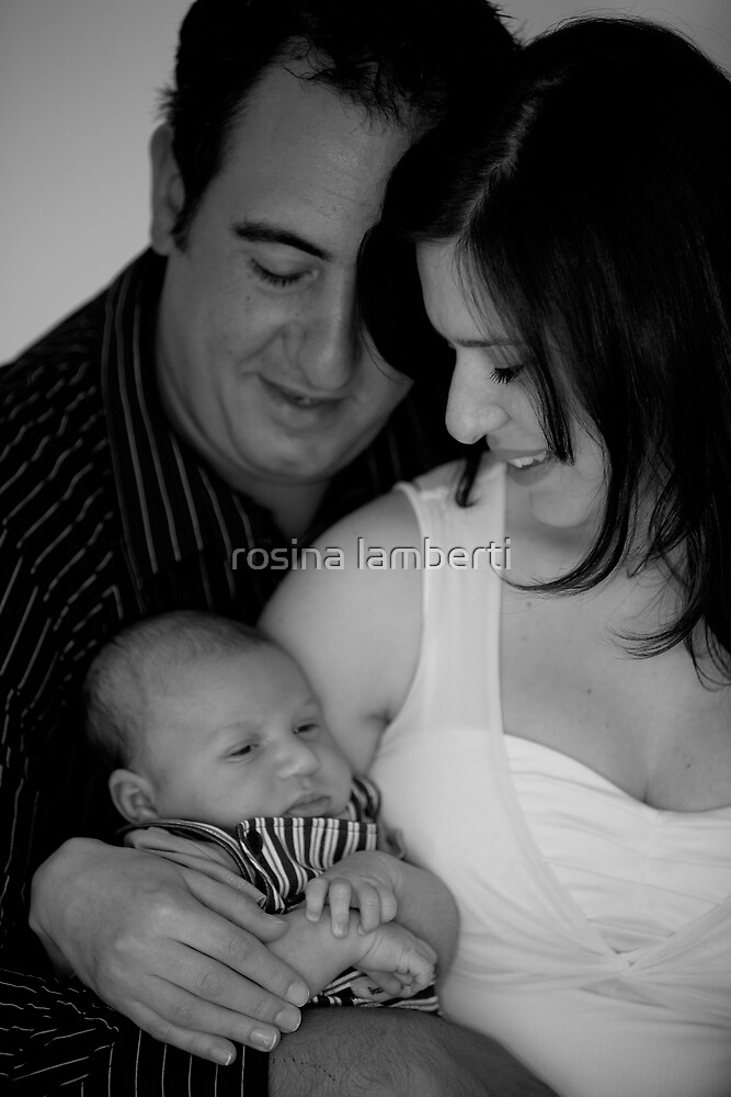 Loving hands to hold onto by Rosina  Lamberti