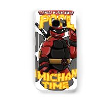 Teenage Mutant Ninja Pool! Samsung Galaxy Case/Skin