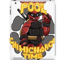 Teenage Mutant Ninja Pool! iPad Case/Skin
