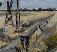 SA Country by Jen  Biscoe