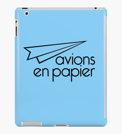 Paper Planes Extras: Blue iPad Case/Skin
