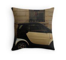 SmartCar, Vienna Throw Pillow
