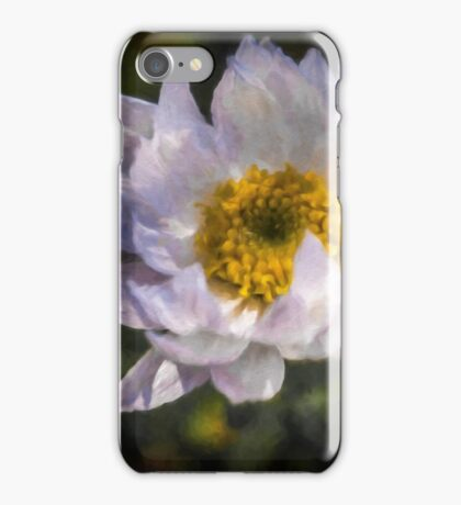 Paper Daisy. iPhone Case/Skin