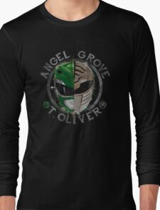 Tommy Oliver Power Rangers Long Sleeve T-Shirt