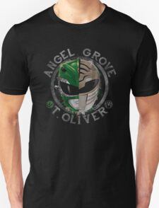 Tommy Oliver Power Rangers T-Shirt