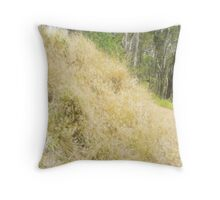 Soft Hillside Throw Pillow
