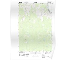 Maine USGS Historical Map Doyle Ridge 20110825 TM Poster