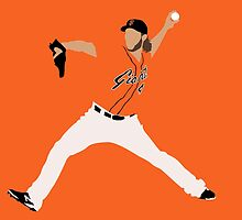 Madison Bumgarner 2 by BeinkVin