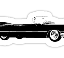 1959 Cadillac Prestige Convertible Sticker