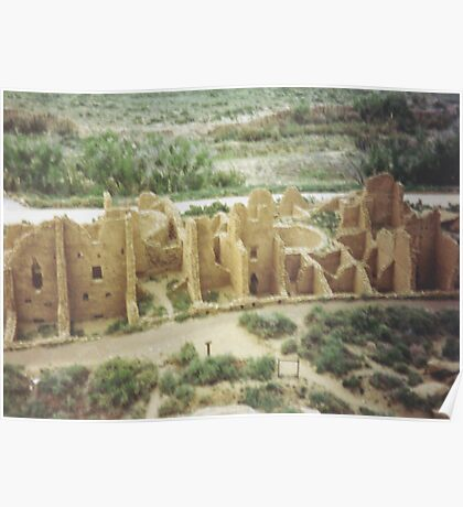 Anasazi Collection 6 Poster