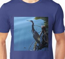Rusty Blue Unisex T-Shirt