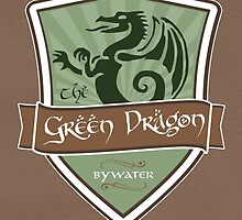 Green Dragon - Bywater by thehookshot