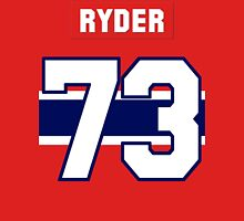 Mike Ryder #73 - red jersey Unisex T-Shirt