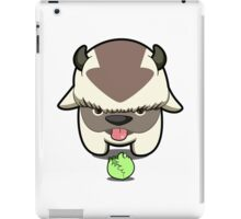 Avatar: The Last Airbender - Appa and Cabbage iPad Case/Skin