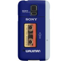 Guardians of the Galaxy Awesome Mix tape vol 1 Sony Walkman Samsung Galaxy Case/Skin