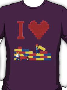 Build it Higher T-Shirt