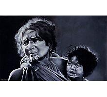 barter system - Shree's !!! EXTREME ~ EMOTIONS !!! Photographic Print