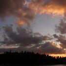 Sunset Clouds by NancyC