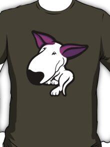 Pink Ears English Bull Terrier Puppy T-Shirt