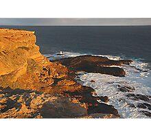 Bridgewater Bay Cape Nelson. Vic Photographic Print