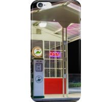 Late Night Gas Station iPhone Case/Skin