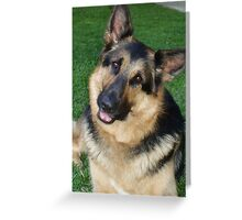 The Loving Look Greeting Card
