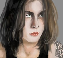 Ville Valo by TheCatThatFlys