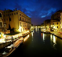 A venetian night by Dean Symons