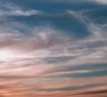 Paradise Sunset by Shaina Lunde