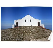 Church on Croagh Patrick Poster