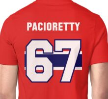 Max Pacioretty #67 - red jersey Unisex T-Shirt