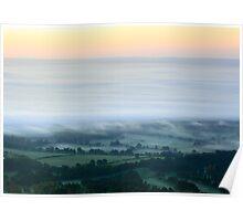 Ocean of Mists Poster