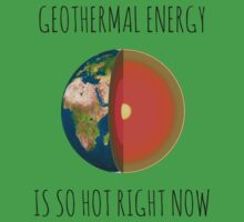 GEOTHERMAL ENERGY IS SO HOT RIGHT NOW by Rob Price