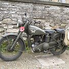 1940's Matchless by Edward Denyer