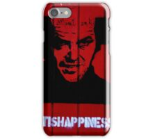 art is happiness iPhone Case/Skin