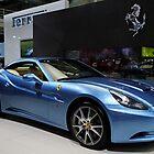Ferrari Carlifonia by Gino Iori