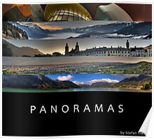 Panoramas Poster