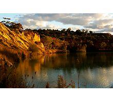 Murray River Views Photographic Print