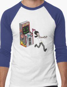 Super Shooter Men's Baseball ¾ T-Shirt