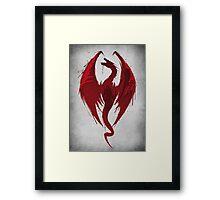 Smaug's bane Framed Print