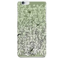 Fallout 3 Vault Boy Perk Print iPhone Case/Skin
