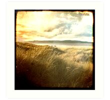 Over to Donegal Art Print