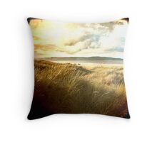Over to Donegal Throw Pillow