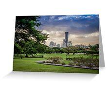 Brisbane, Australia Greeting Card