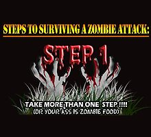 Zombie Survival Tips by rdkrex
