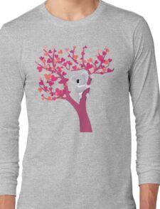 Love Koala in Tree Long Sleeve T-Shirt